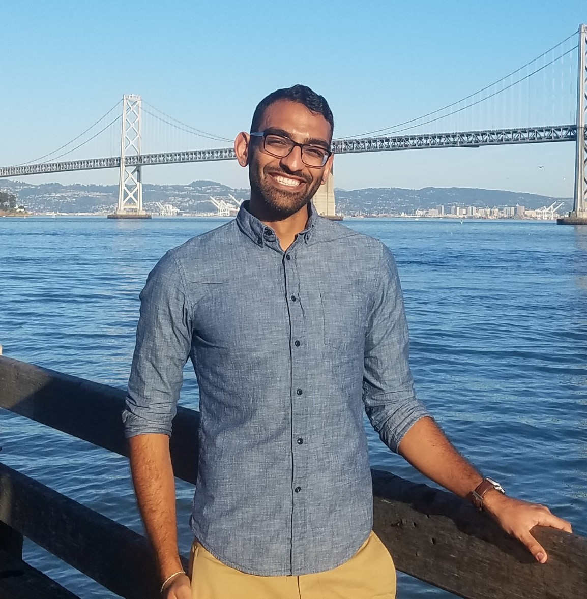 July 2018 Spotlight: Dhruv Patel